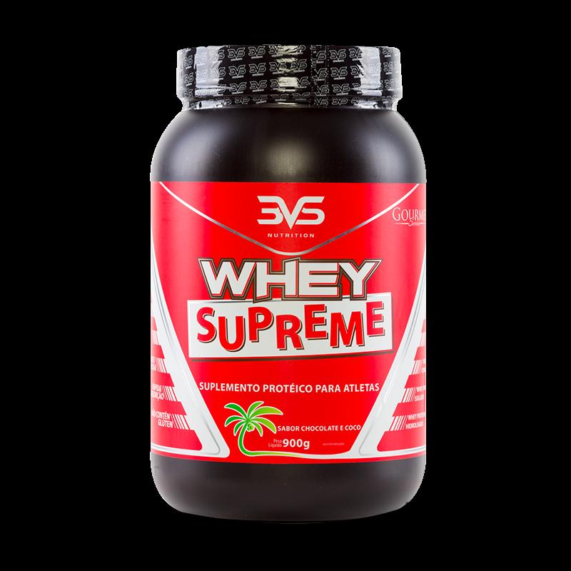 Whey Supreme Gourmet (1800g) 3VS