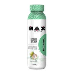 Iso Drink (480ml) Max Titanium