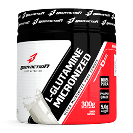 L-Glutamina (300g) Body Action