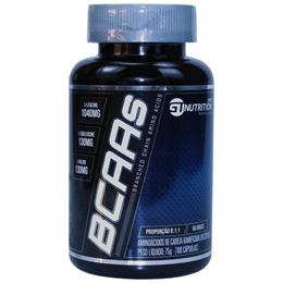 BCAAs 8:1:1 (100 caps) GT Nutrition USA