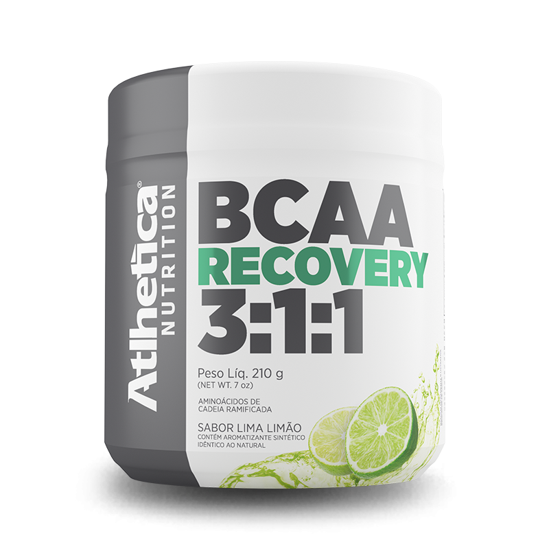 BCAA Recovery 3:1:1 (210g) Atlhetica Nutrition