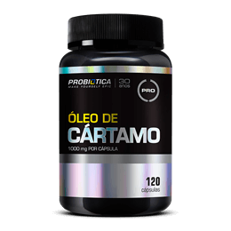 Óleo de Cartámo (CA) (120caps) Probiótica