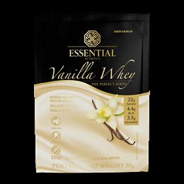 Vanilla Whey (Sachê de 30g) Essential Nutrition