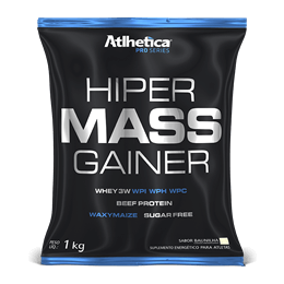 Hiper Mass Gainer (1kg) Atlhetica Nutrition