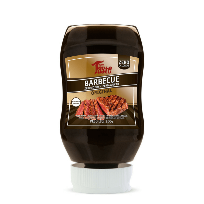 Molho Barbecue (350g) Mrs. Taste