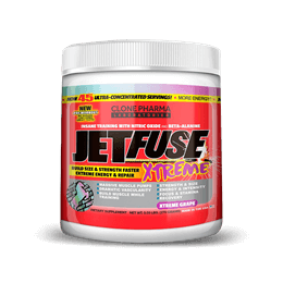 JetFuse Xtreme (270g) Clone Pharma
