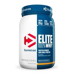 Elite Whey Protein (900g) Dymatize -ChocoCake