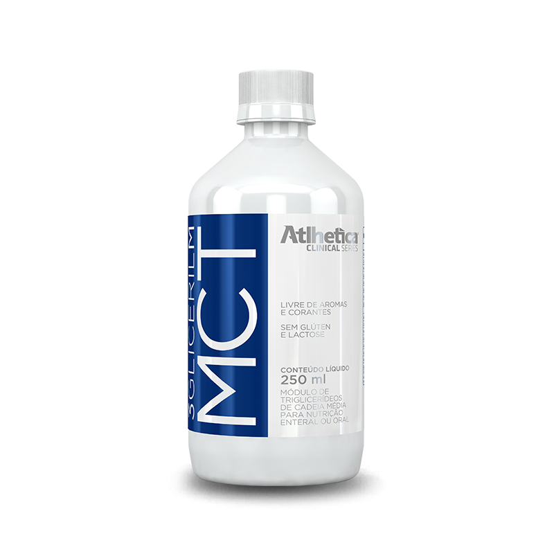 3Gliceril M MCT (250ml) Atlhetica Nutrition