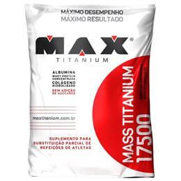 Mass Titanium 17500 Refil (1 4kg) Max Titanium-Baunilha
