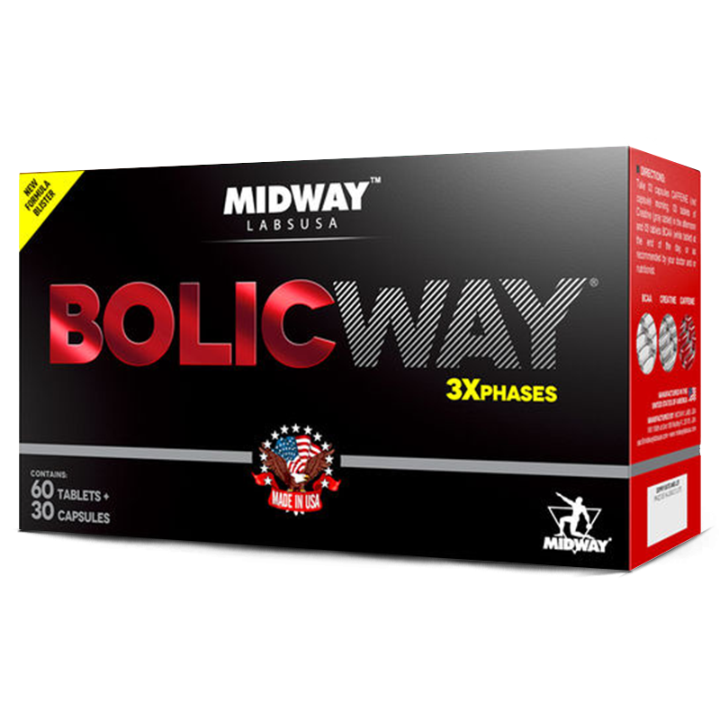 Bolic Way (60caps) Midway