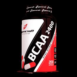 BCAA 2400 (200caps) Body Action