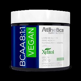 BCAA 8:1:1 Vegan (210g) Atlhetica Nutrition