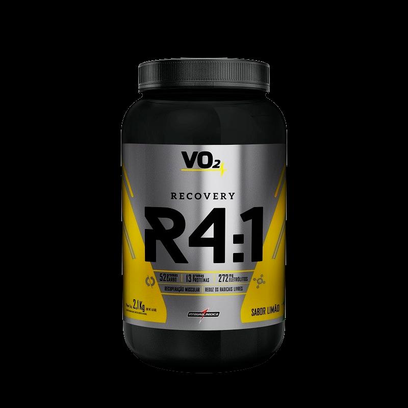 Vo2 R4:1 Recovery (2000g) IntegralMedica