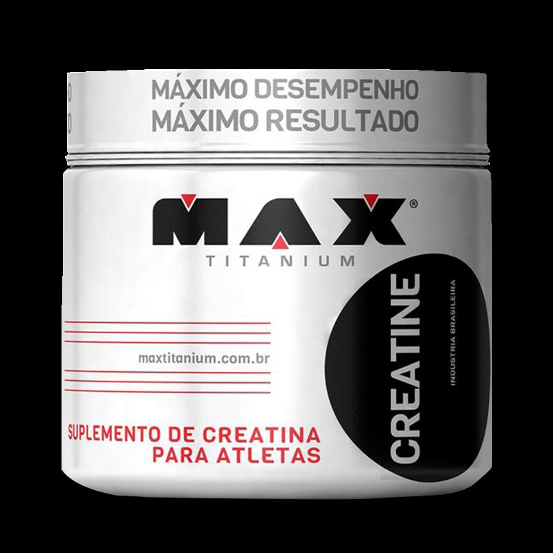 Creatina Titanium (100g) Max Titanium