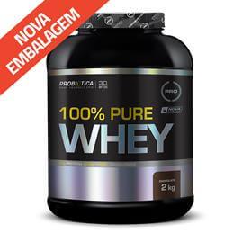 100% Pure Whey (2000g) Probiótica