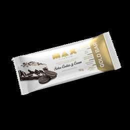 Gold Bar (Unidade-50g) Max Titanium-Chocolate Crisp