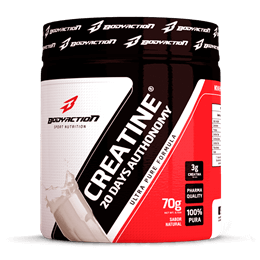 Creatine 20-Days-Autonomy (70g) Body Action