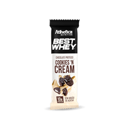 Best Whey Chocolate Proteico (Unidade-50g) Atlhetica Nutrition