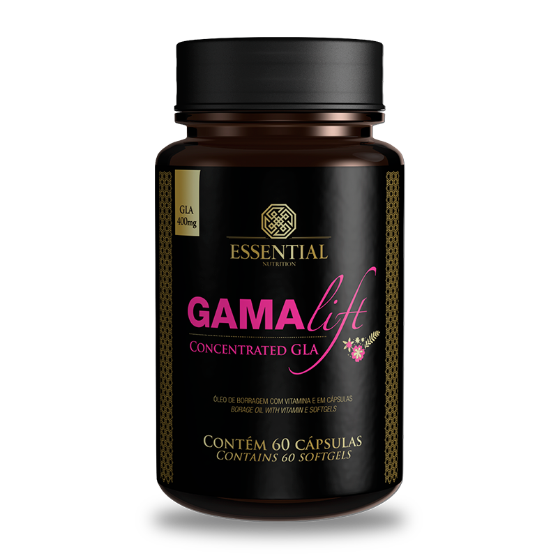 Gama Lift 400mg (60caps) Essential Nutrition