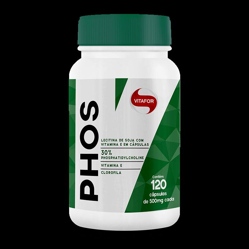 PHOS (120caps) Vitafor