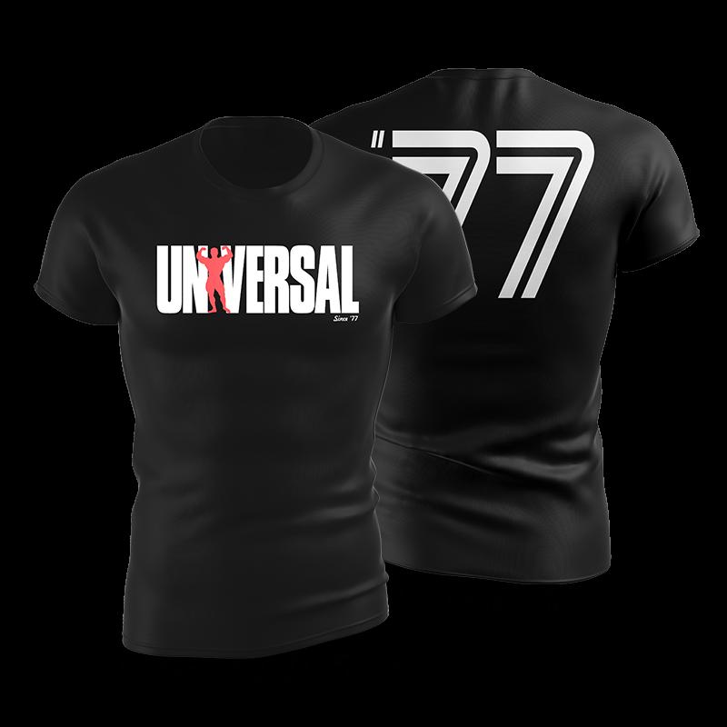 Camiseta Feminina 77 Universal Nutrition