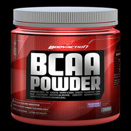BCAA Powder (300g) Body Action-Tangerina