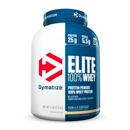 Elite Whey Protein (2268g) Dymatize-Chocolate