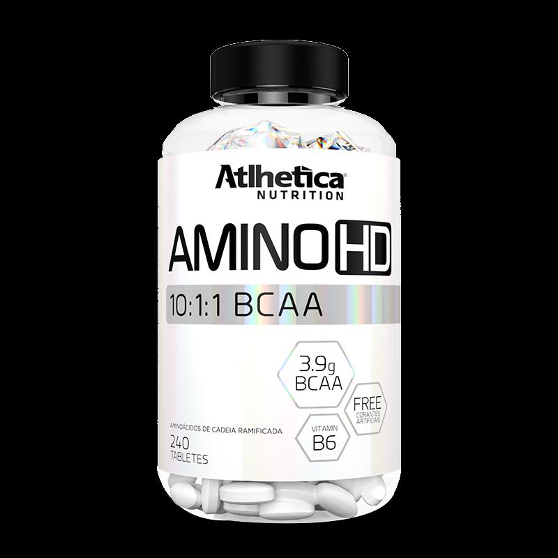 Amino HD 10:1:1 (240tabs) Atlhetica Nutrition