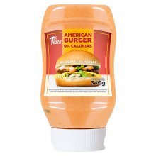 American Burger (340g) - Mrs Taste