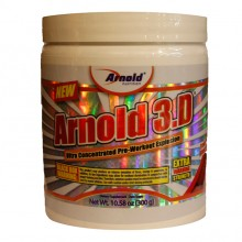 Arnold 3.D (300g) - Arnold Nutrition