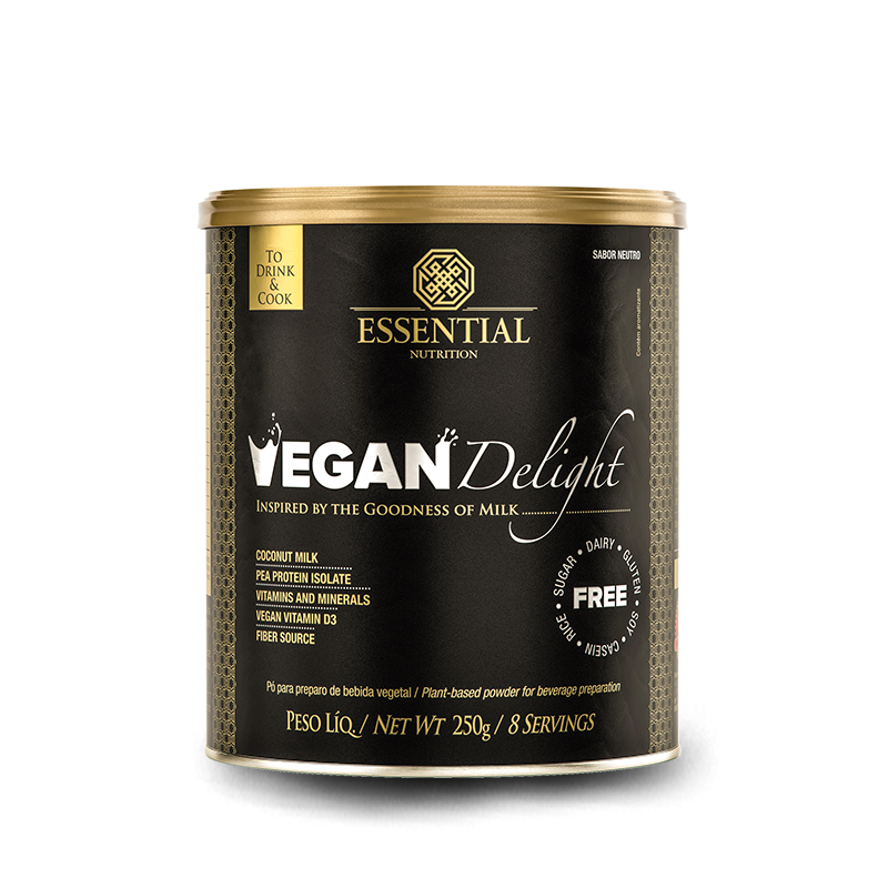 Vegan Delight (250g) Essential Nutrition