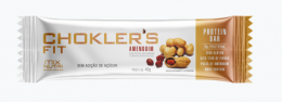 Barra Chokler's Fit Amendoim 40g - Mix Nutri