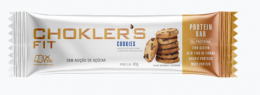 Barra Chokler's Fit Cookies 40g - Mix Nutri