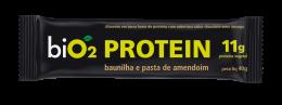 Barra de Proteína Baunilha 40g - BiO2