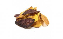 Batata Doce Chips Granel 200g - Biopoint