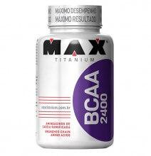 Imagem - BCAA 2400 (100 caps) - Max Titanium