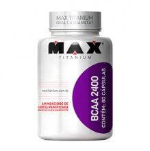 BCAA 2400 (60caps) - Max Titanium