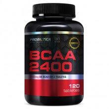 BCAA 2400mg  (120tabs) - Probiótica