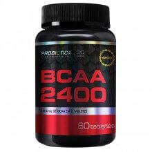 BCAA 2400mg (60tabs) - Probiótica
