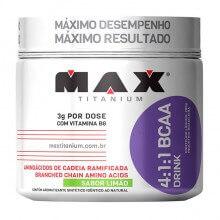 BCAA 4:1:1 Drink (280g) - Max Titanium