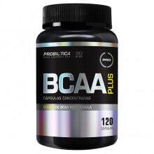BCAA Plus (120caps) - Probiótica
