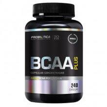 BCAA Plus (240caps) - Probiótica
