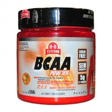 BCAA Powder 2:1:1 (150g) - Titan