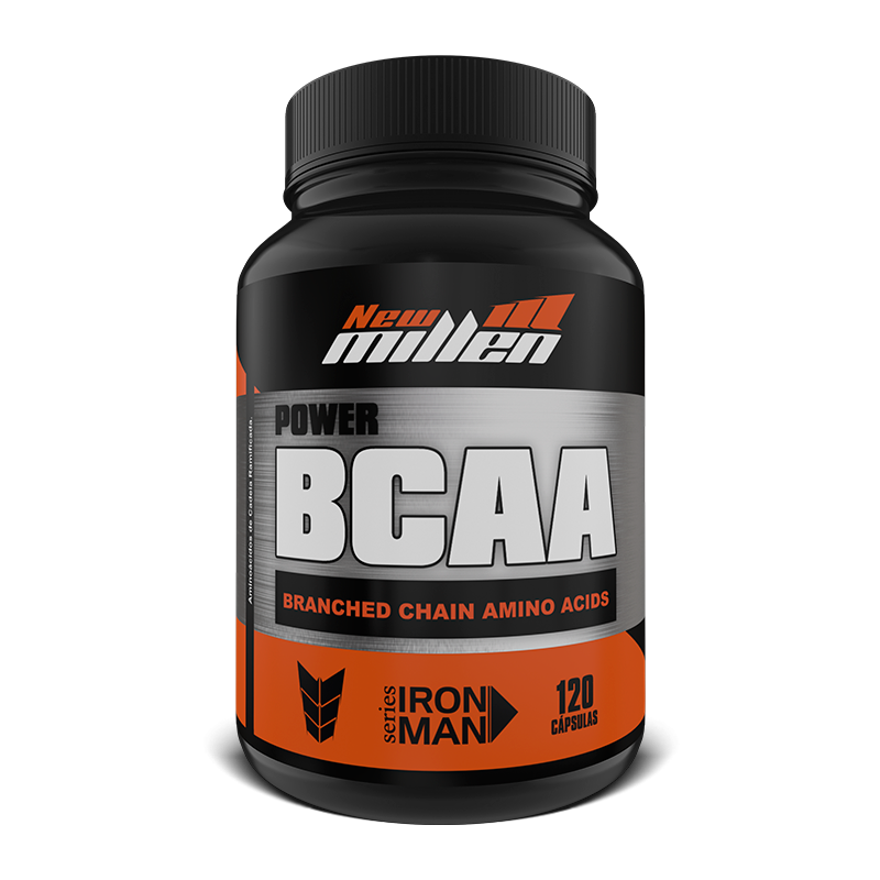 Power BCAA (120caps) New Millen