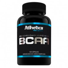 BCAA Pro Series (120caps) - Atlhetica Nutrition