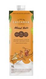 Bebida Vegetal Mixed Nuts 1L - A Tal da Castanha