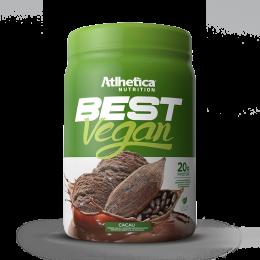 Best Vegan (500g) Atlhetica Nutrition-Bolo de Banana