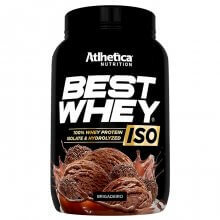 Best Whey ISO (900g) - Atlhetica Nutrition