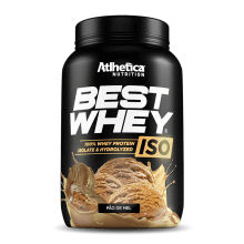 Best Whey ISO (900g) Atlhetica Nutrition-Abacaxi