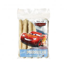 Biscoito de Polvilho Maravilha Carros 40g - B-Eat